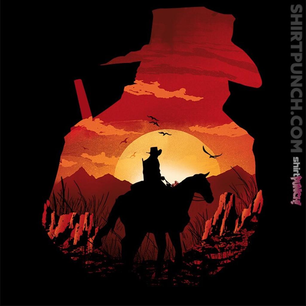ShirtPunch: Red Sunset