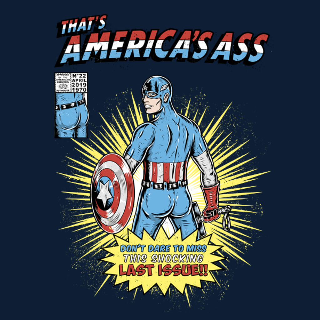 NeatoShop: That's america's ass