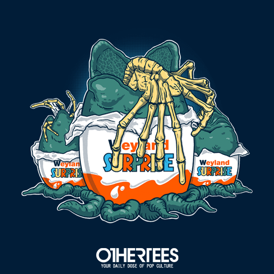 OtherTees: Weyland Surprise