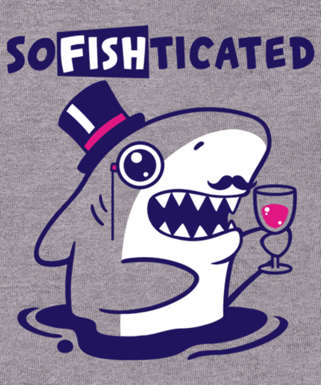 Qwertee: Sofishticated