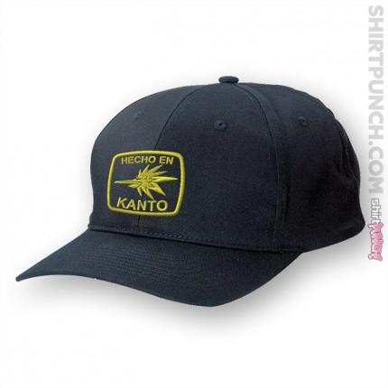 ShirtPunch: Hecho En Kanto Hat