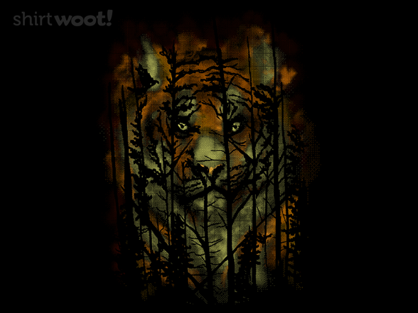 Woot!: The Tyger Burning Bright