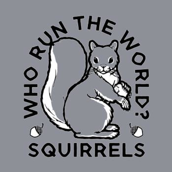 BustedTees: Squirrels