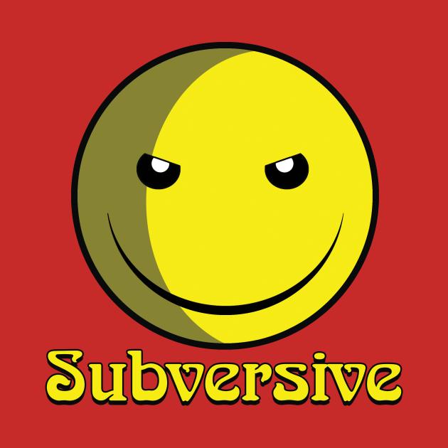 TeePublic: Subversive