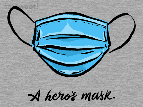 Woot!: A Hero's Mask