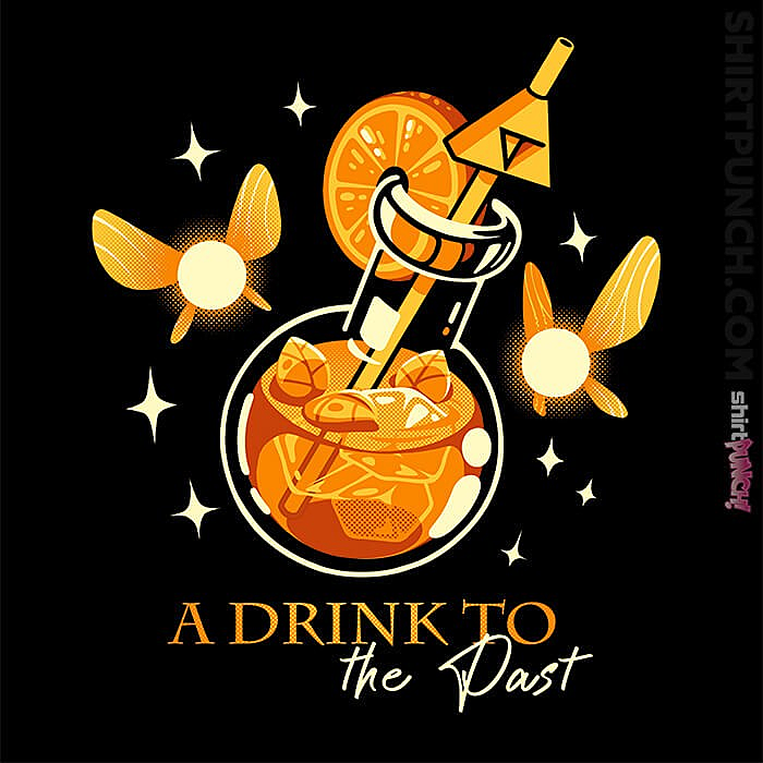 ShirtPunch: A Drink To The Past