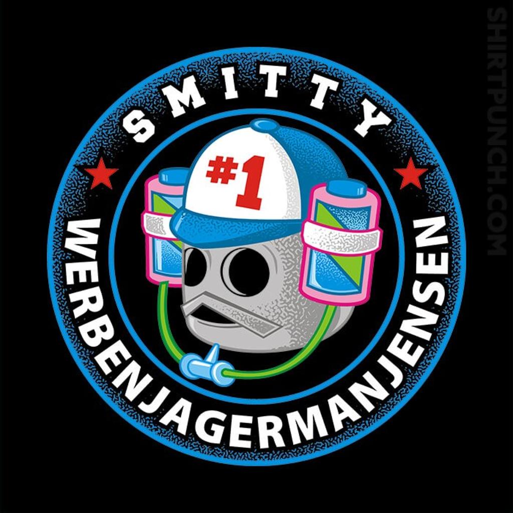 ShirtPunch: Smitty