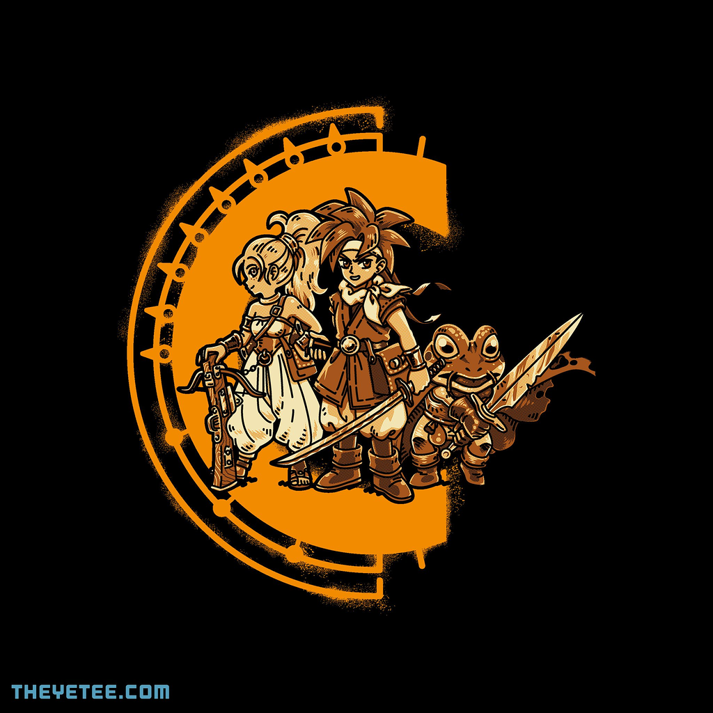 The Yetee: Time Travelers