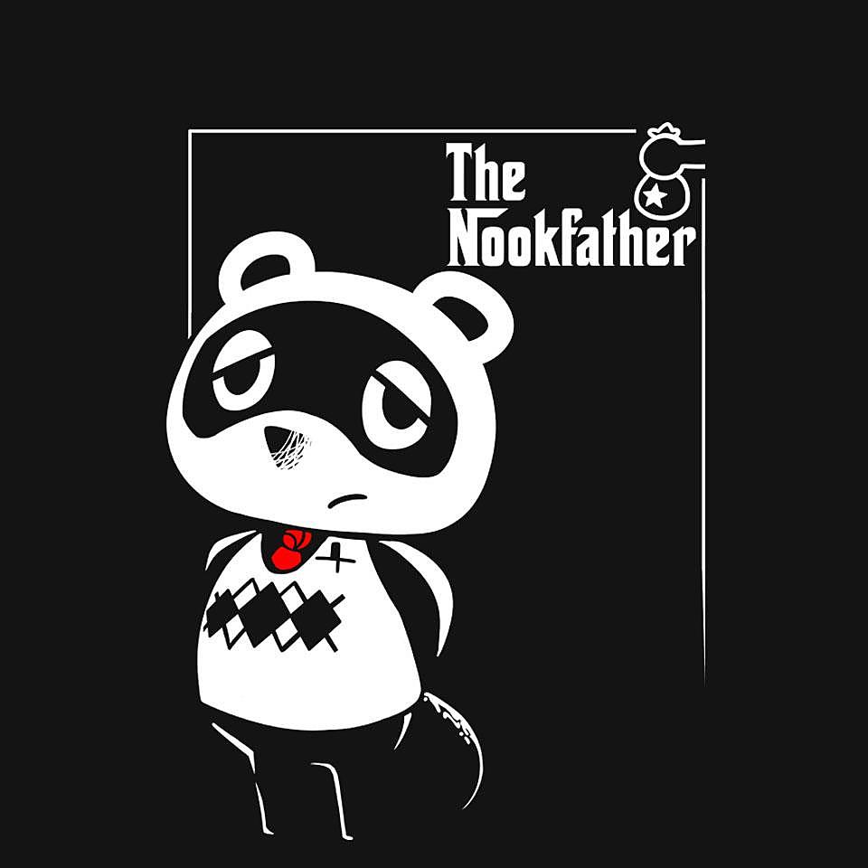 TeeFury: The Nookfather