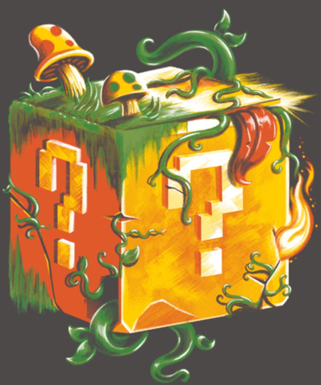 Qwertee: Mystery Box