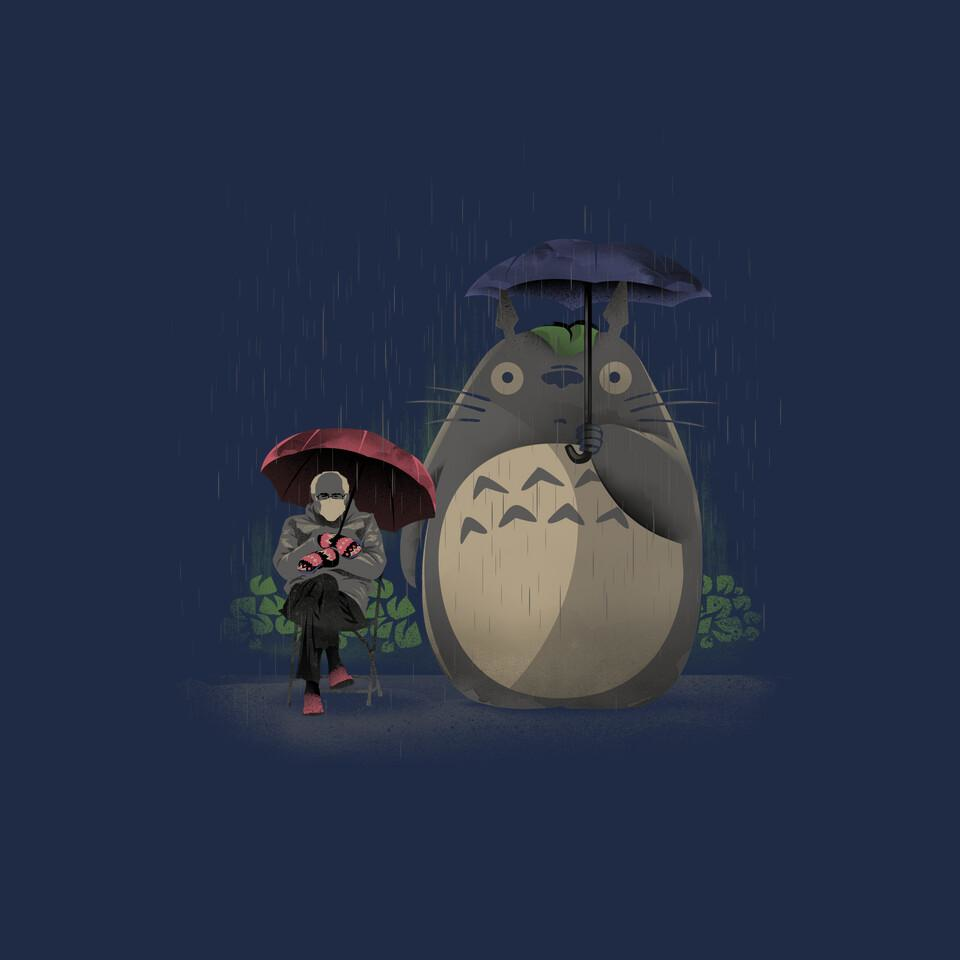 TeeFury: My Neighbor Meme