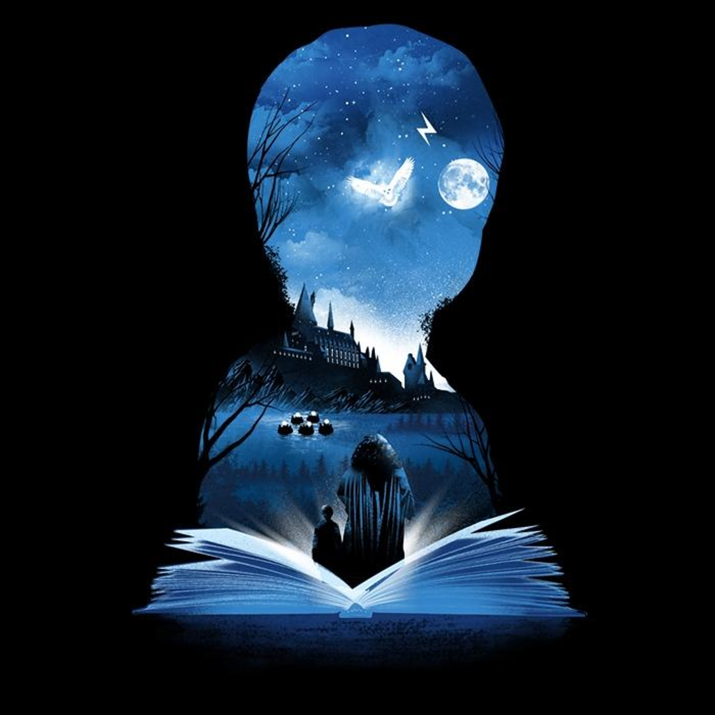 Once Upon a Tee: The 1st Book of Magic