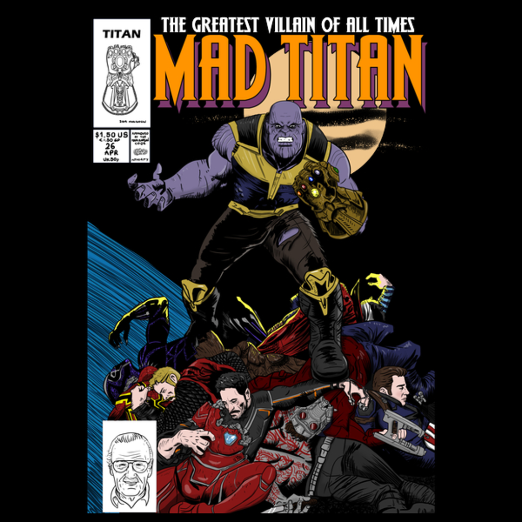 NeatoShop: Mad Titan n1
