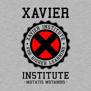 Five Finger Tees: Xavier Institute For Higher Learning T-Shirt