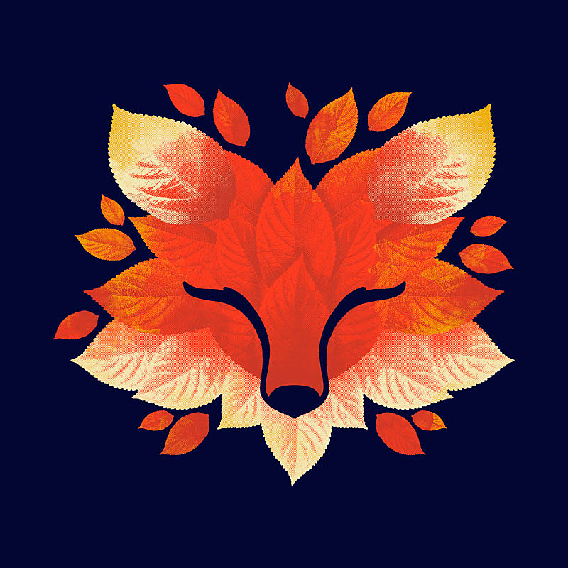 Pampling: Fox of Leaves