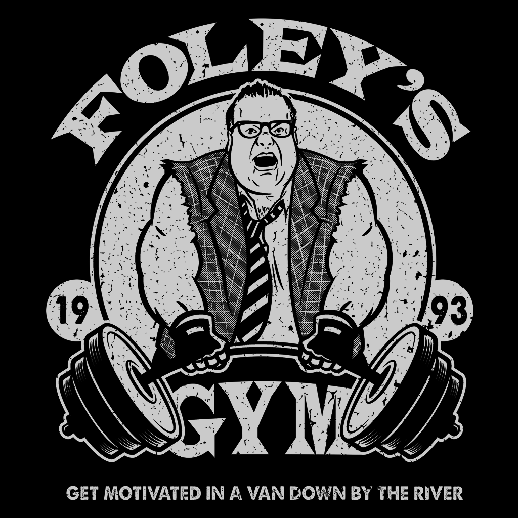 Pop-Up Tee: Foley's Gym