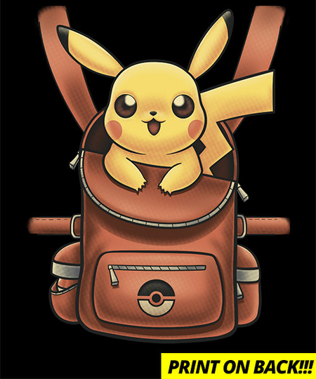 Qwertee: Electric Backpack
