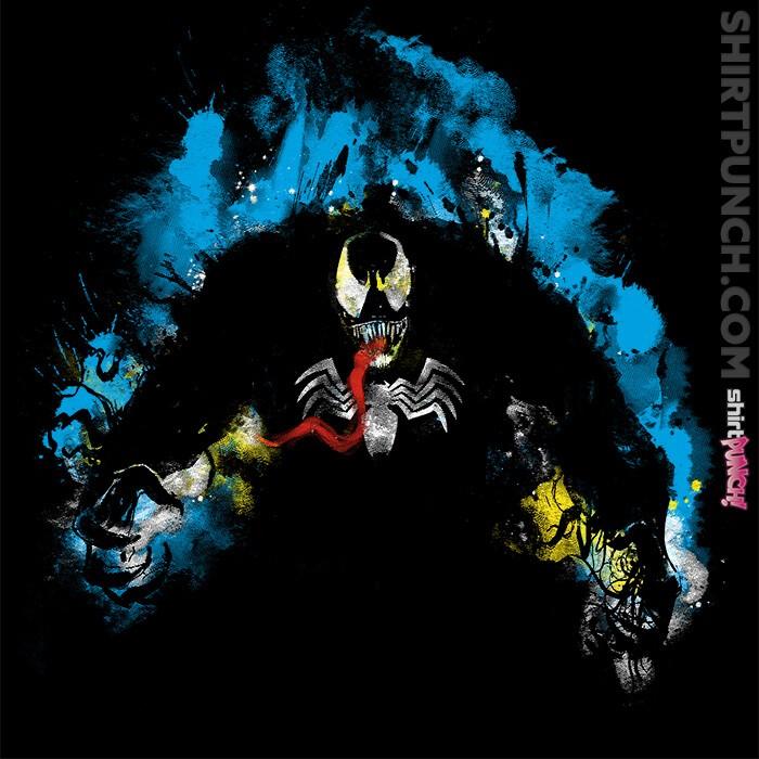 ShirtPunch: Venomous