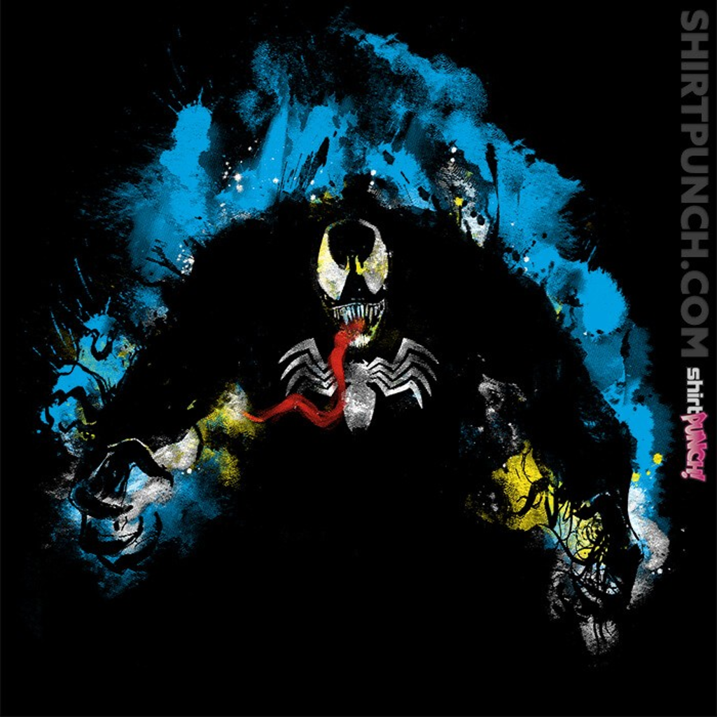 ShirtPunch: Venomous