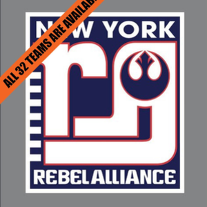 Shirt Battle: NY Rebel Alliance