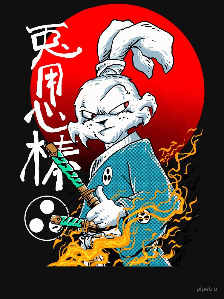 RedBubble: Usagi Yojimbo Rabbit