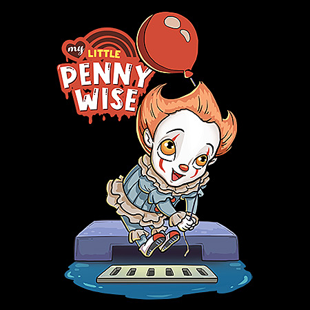 MeWicked: My Little Pennywise