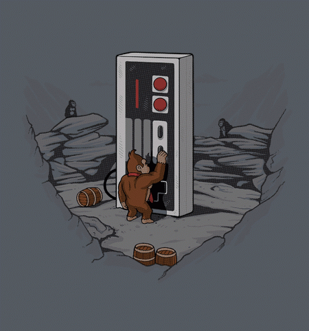 BustedTees: Dawn of Gaming
