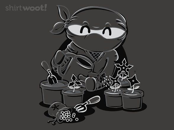 Woot!: planting