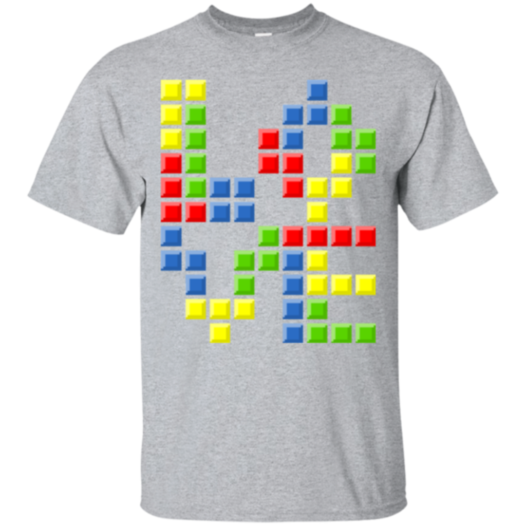 Pop-Up Tee: Love Puzzles