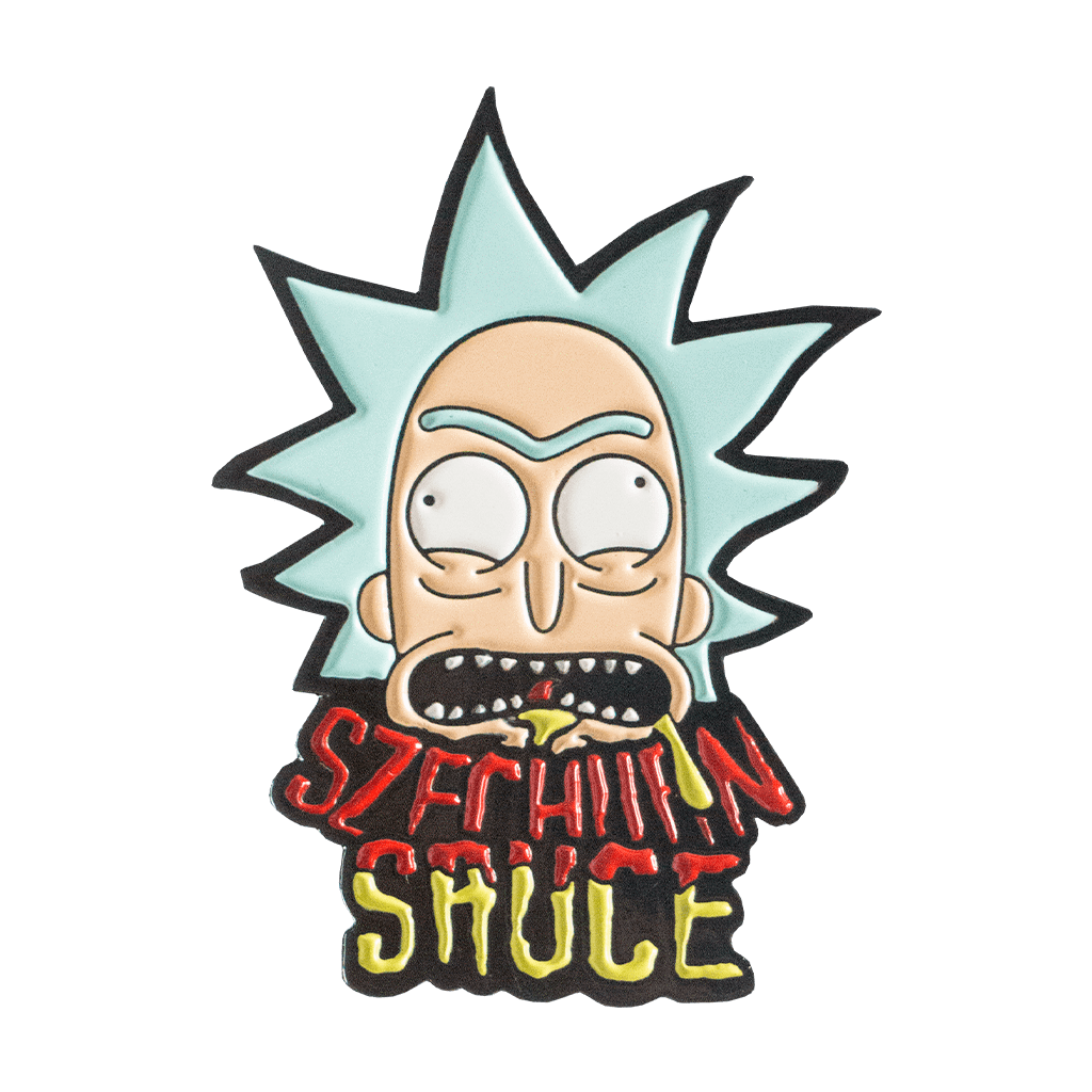 Pop Vulture: Szechuan Sauce Rick Pin