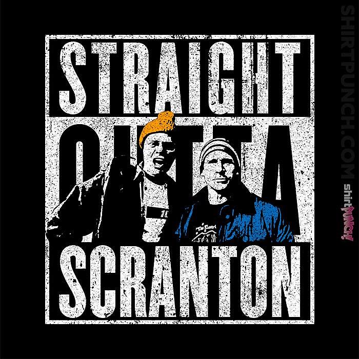 ShirtPunch: Straight Outta Scranton
