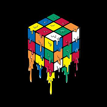 BustedTees: Cube
