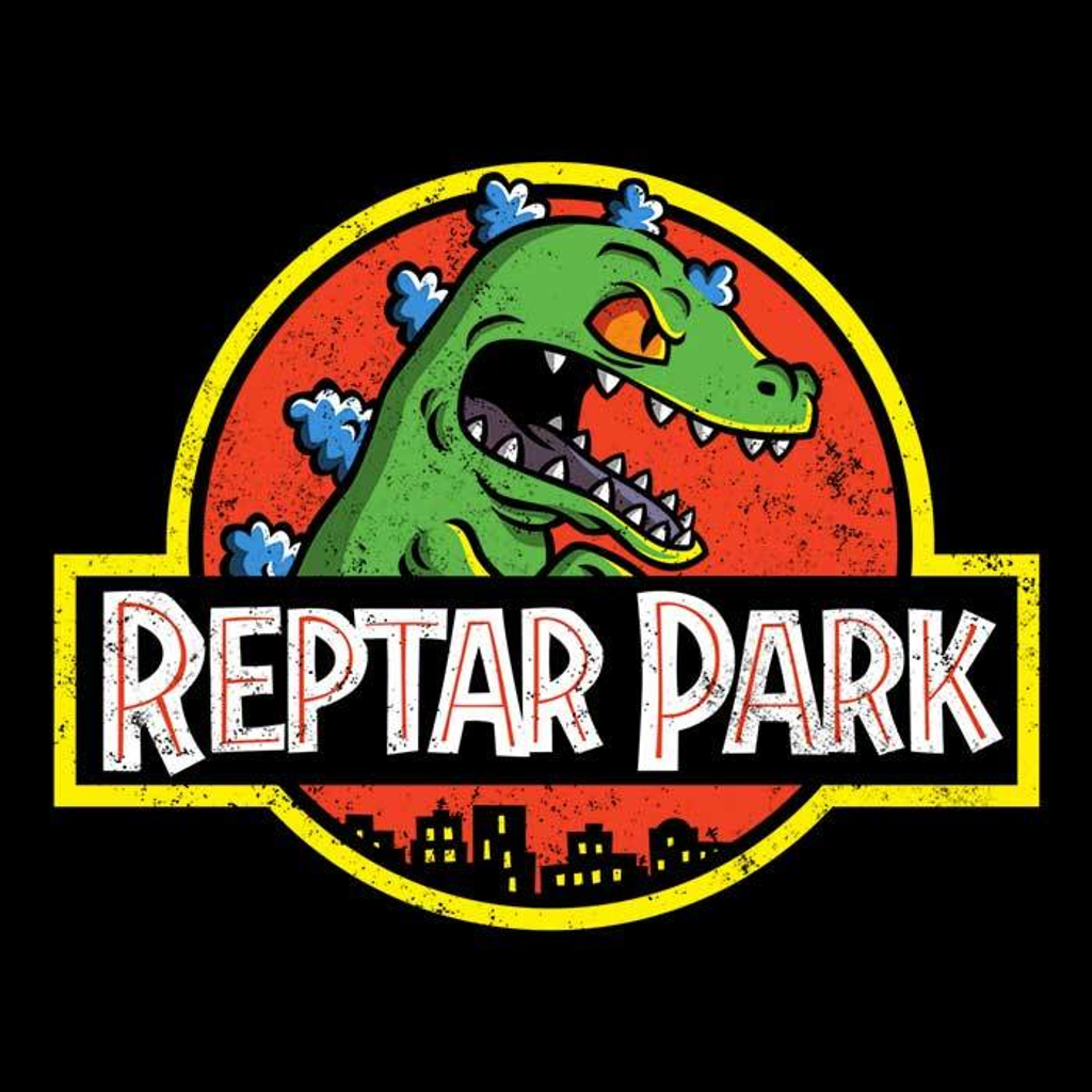 Once Upon a Tee: Reptar Park