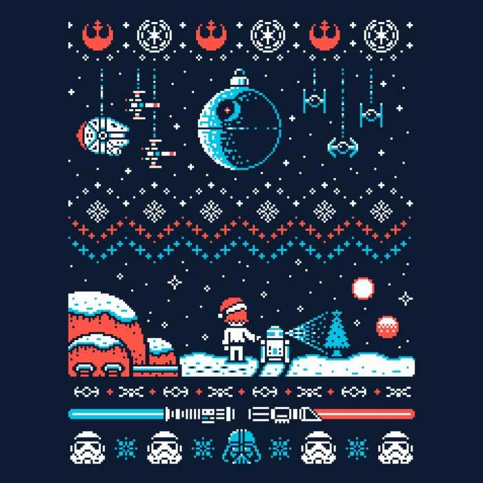 Once Upon a Tee: Holiday Far, Far Away