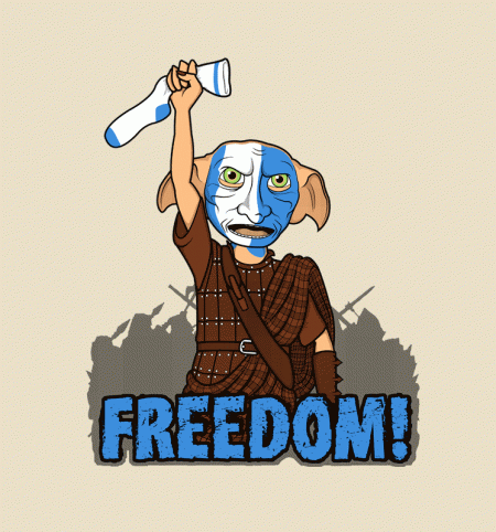 BustedTees: Freedom