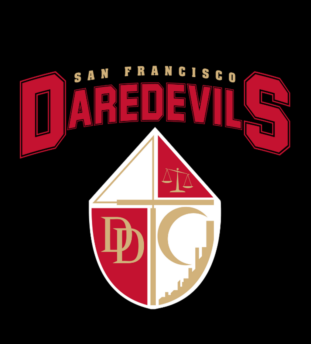 Shirt Battle: San Francisco Dare Devils