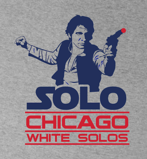 Shirt Battle: Chicago White Solos