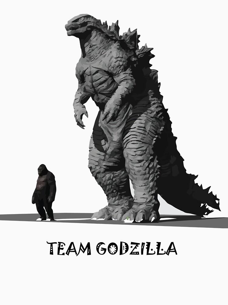 RedBubble: Godzilla