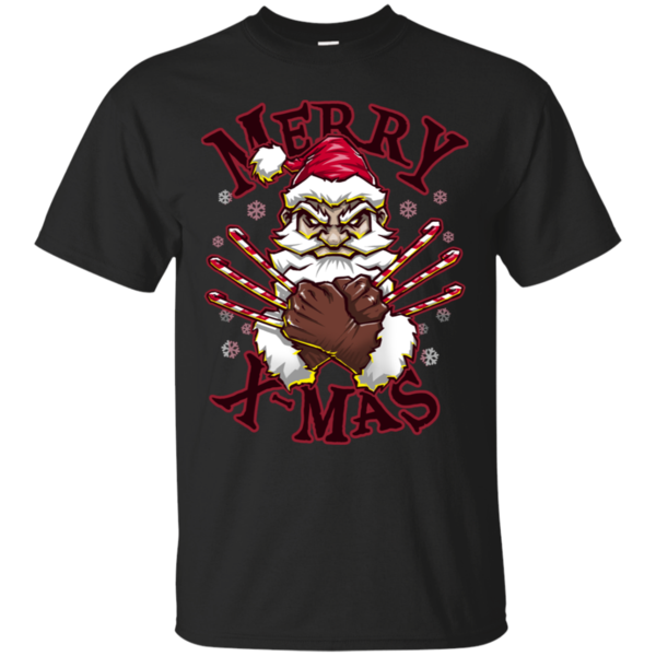 Pop-Up Tee: Merry X-Mas