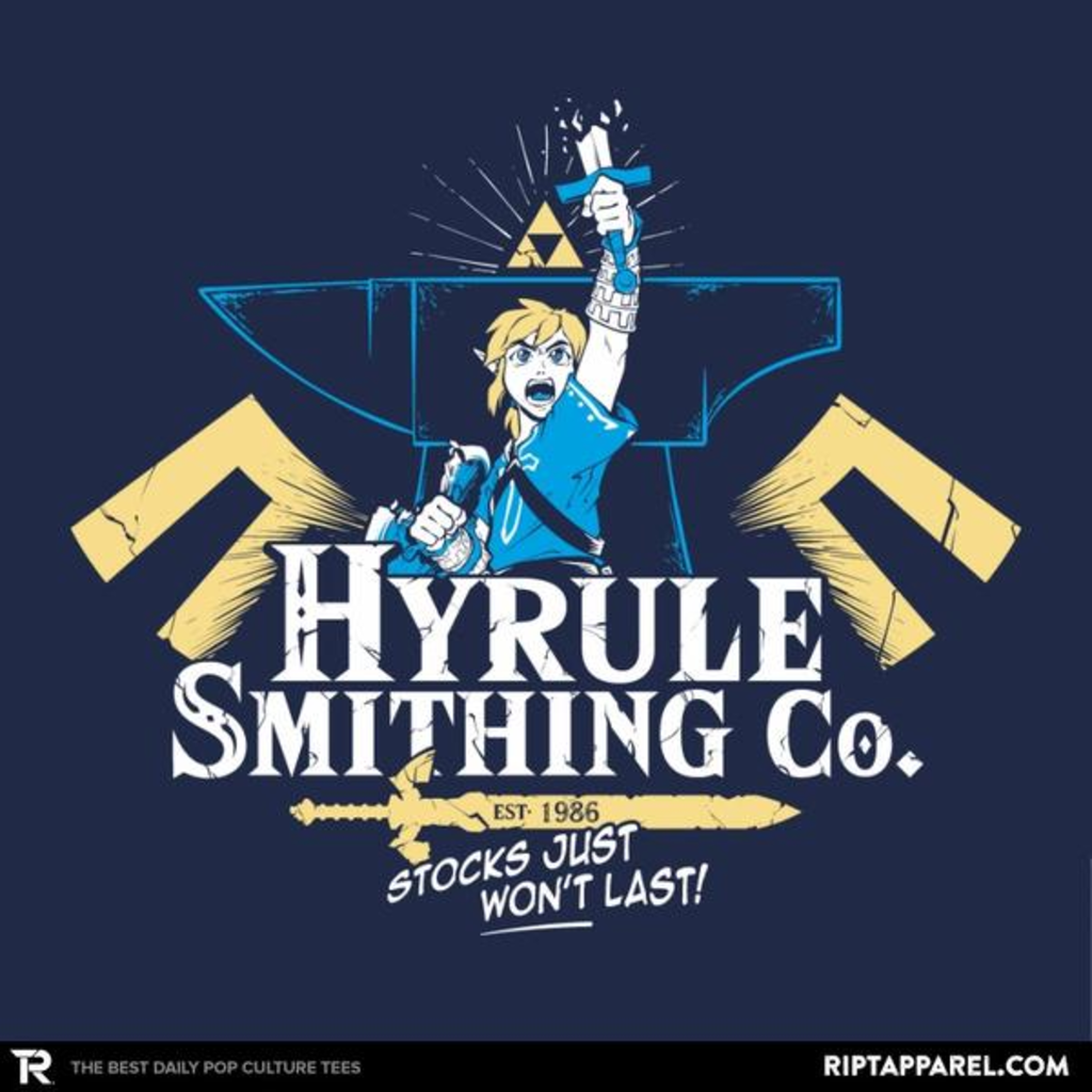 Ript: Hyrule Smithing Co.