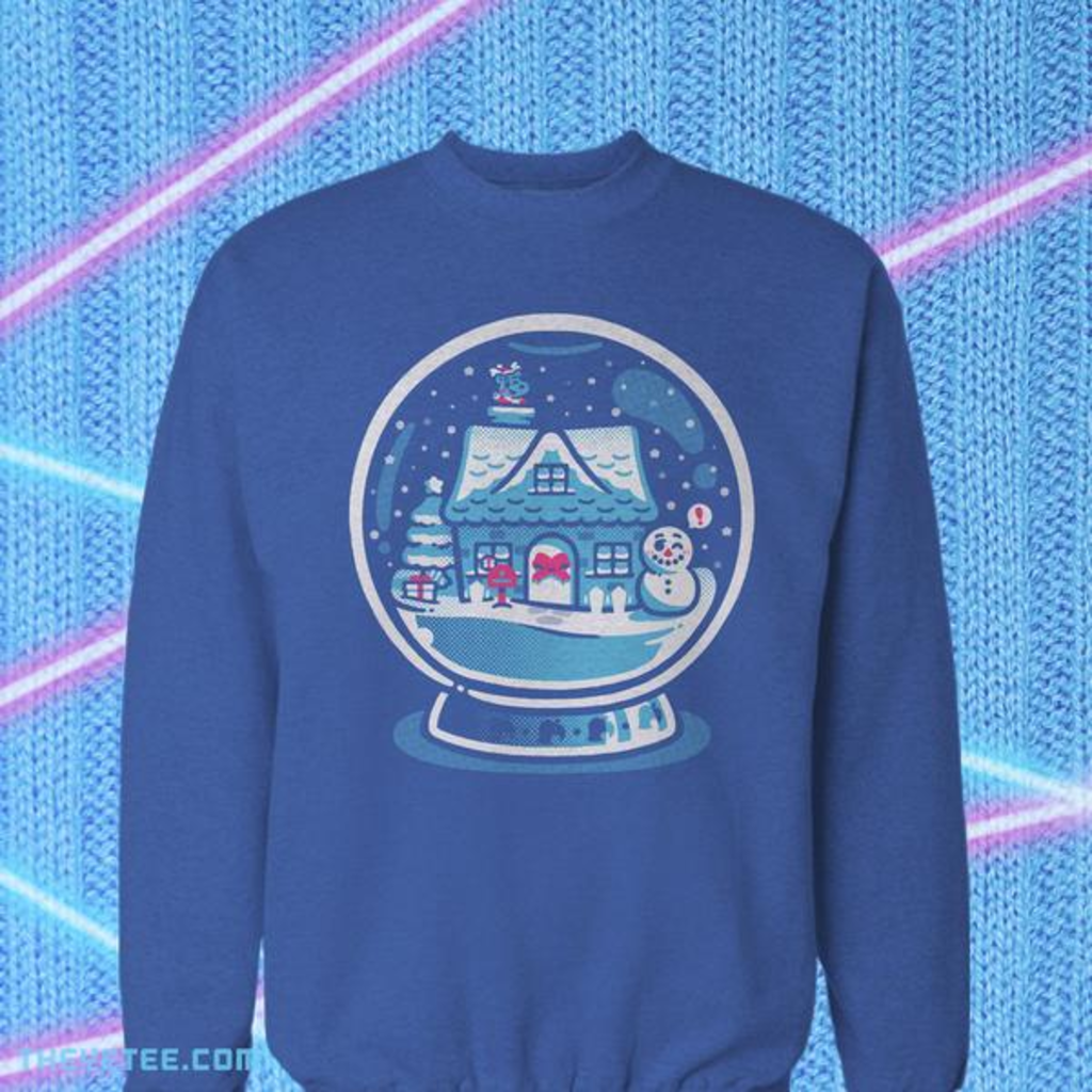 The Yetee: Snowy Day