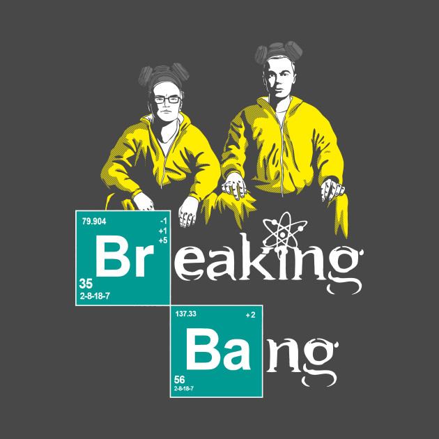 TeePublic: Breaking Bang