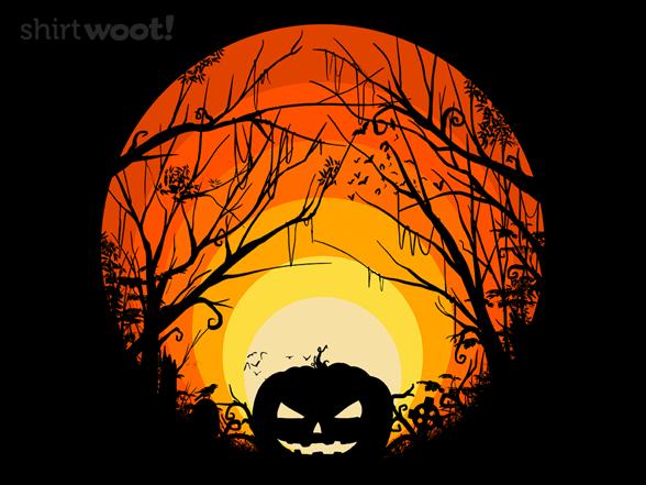 Woot!: The Pumpkin