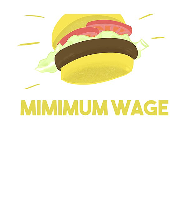 RedBubble: Mimimum Wage