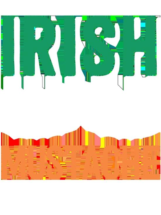 BustedTees: Irish I Had A Mustache
