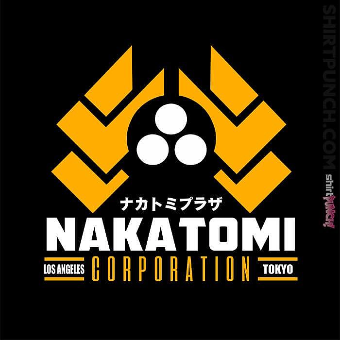 ShirtPunch: Nakatomi