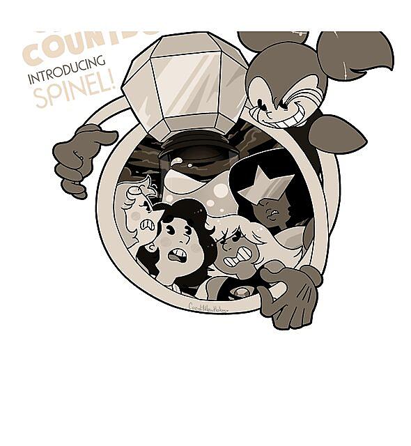 RedBubble: Steven Universe The Movie - Calamity Countdown