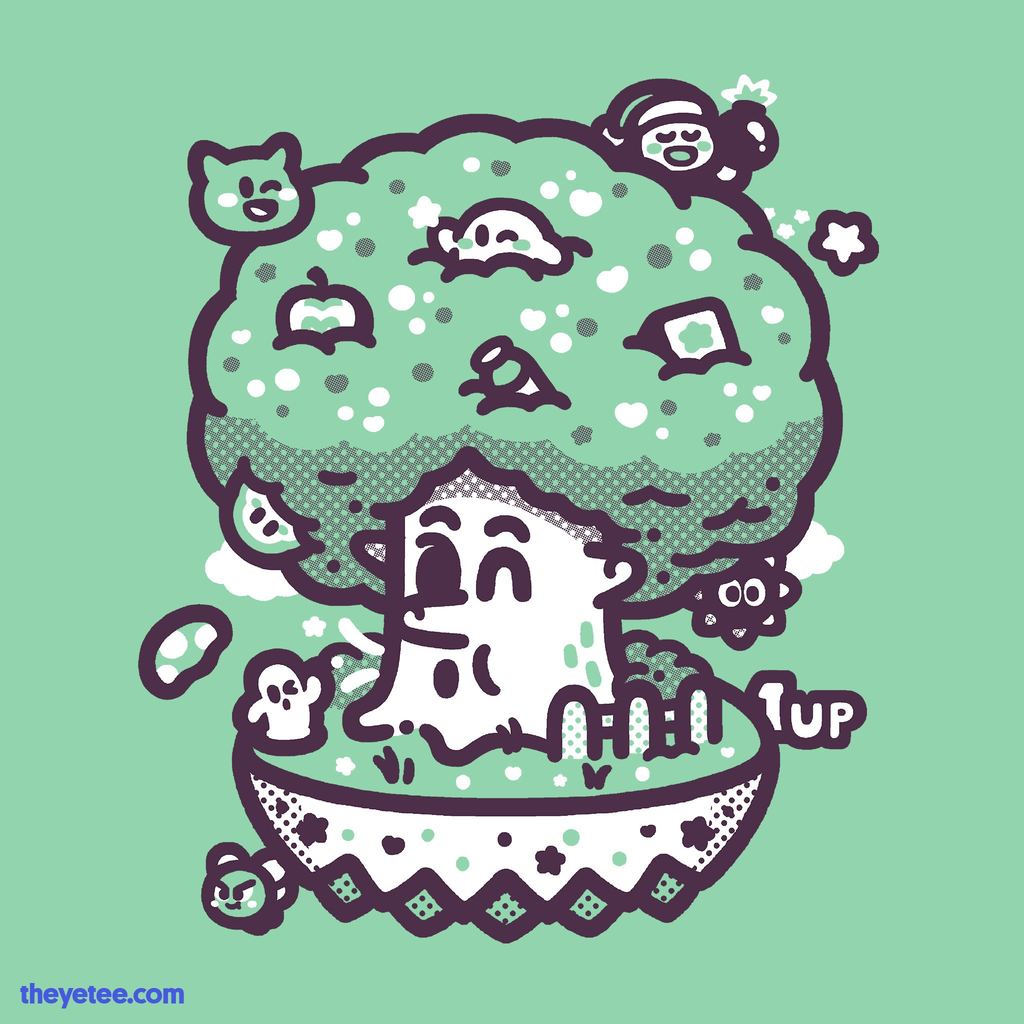 The Yetee: Tree Fun