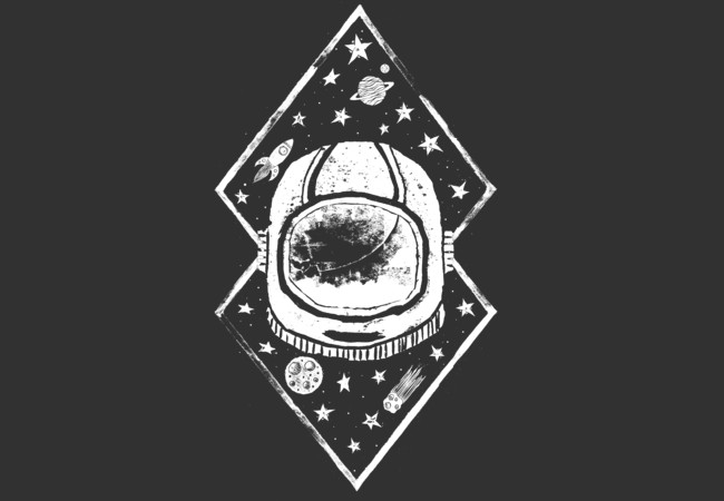 Design by Humans: Space Traveller
