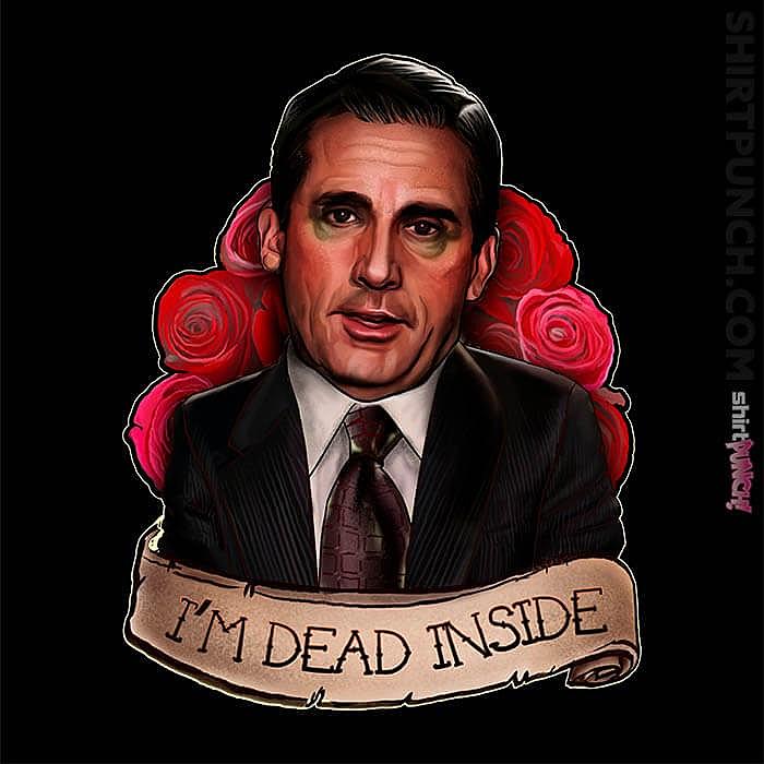 ShirtPunch: Dead Inside